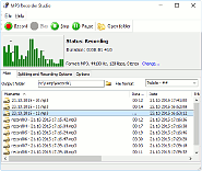 MP3 Recorder Studio 9.0