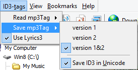 What's new in mp3Tag Pro 8 0?